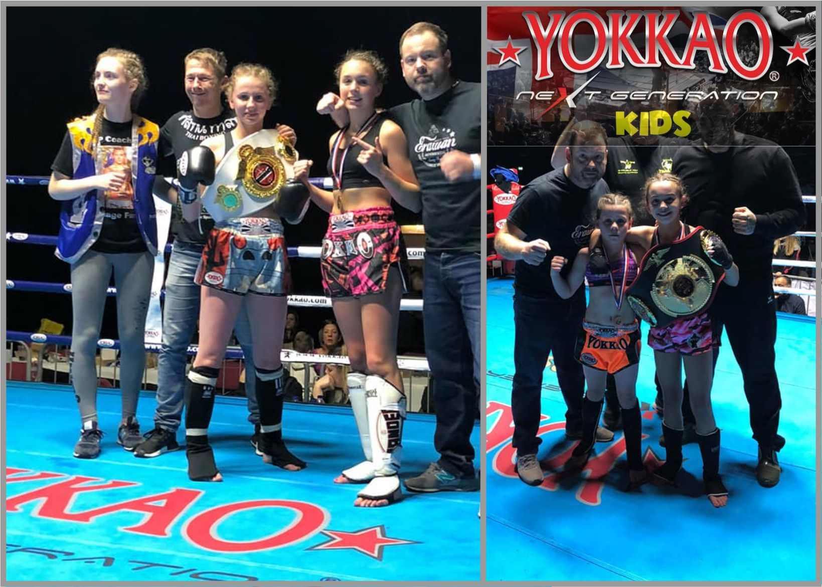 yokkao kids results